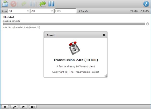 cara instal transmission torrent leech gratis