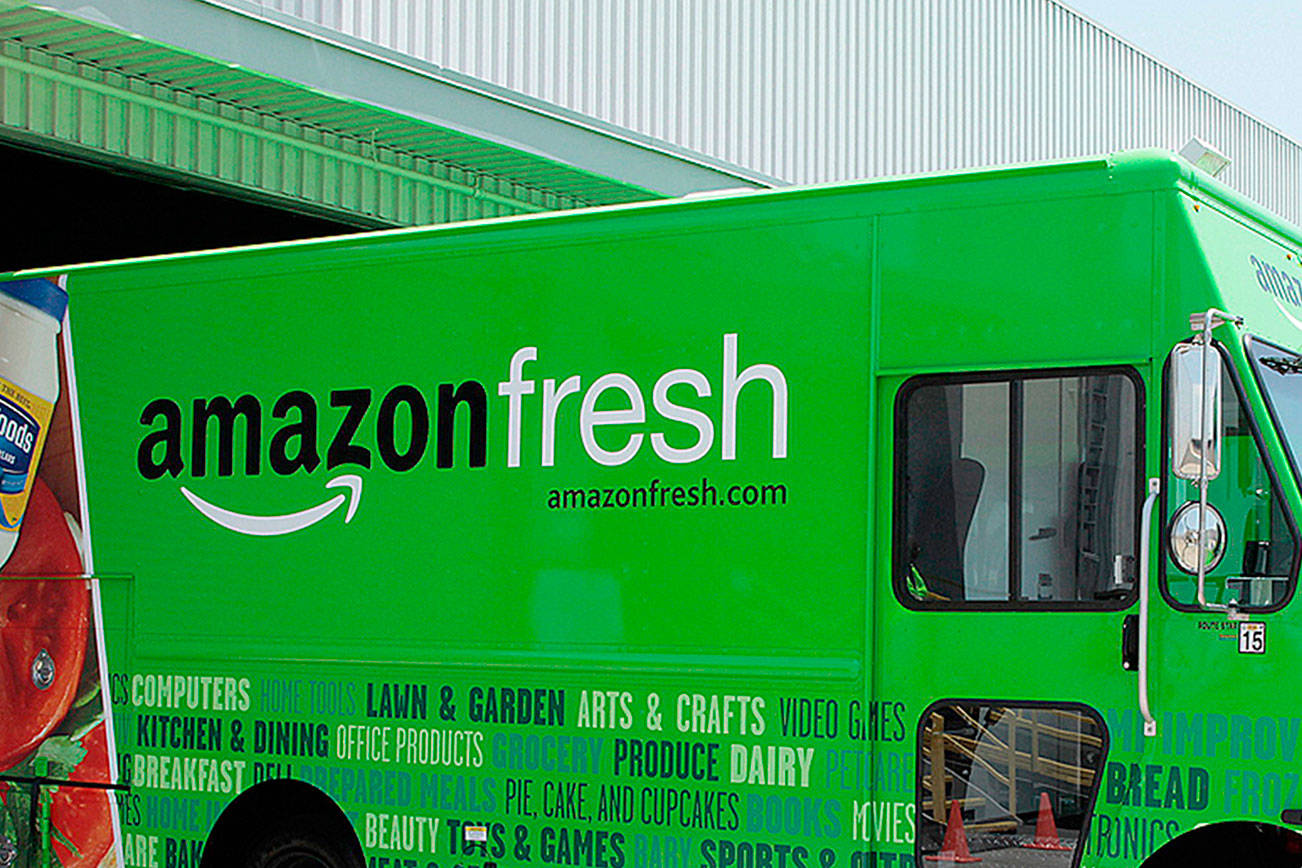 Amazon Fresh Kent Address