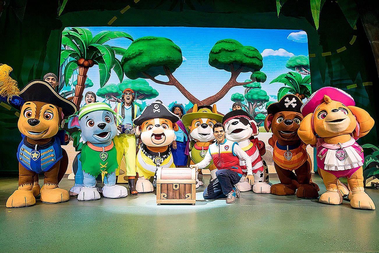 Paw Patrol Live The Great Pirate Adventure Coming To Kent Kent Reporter