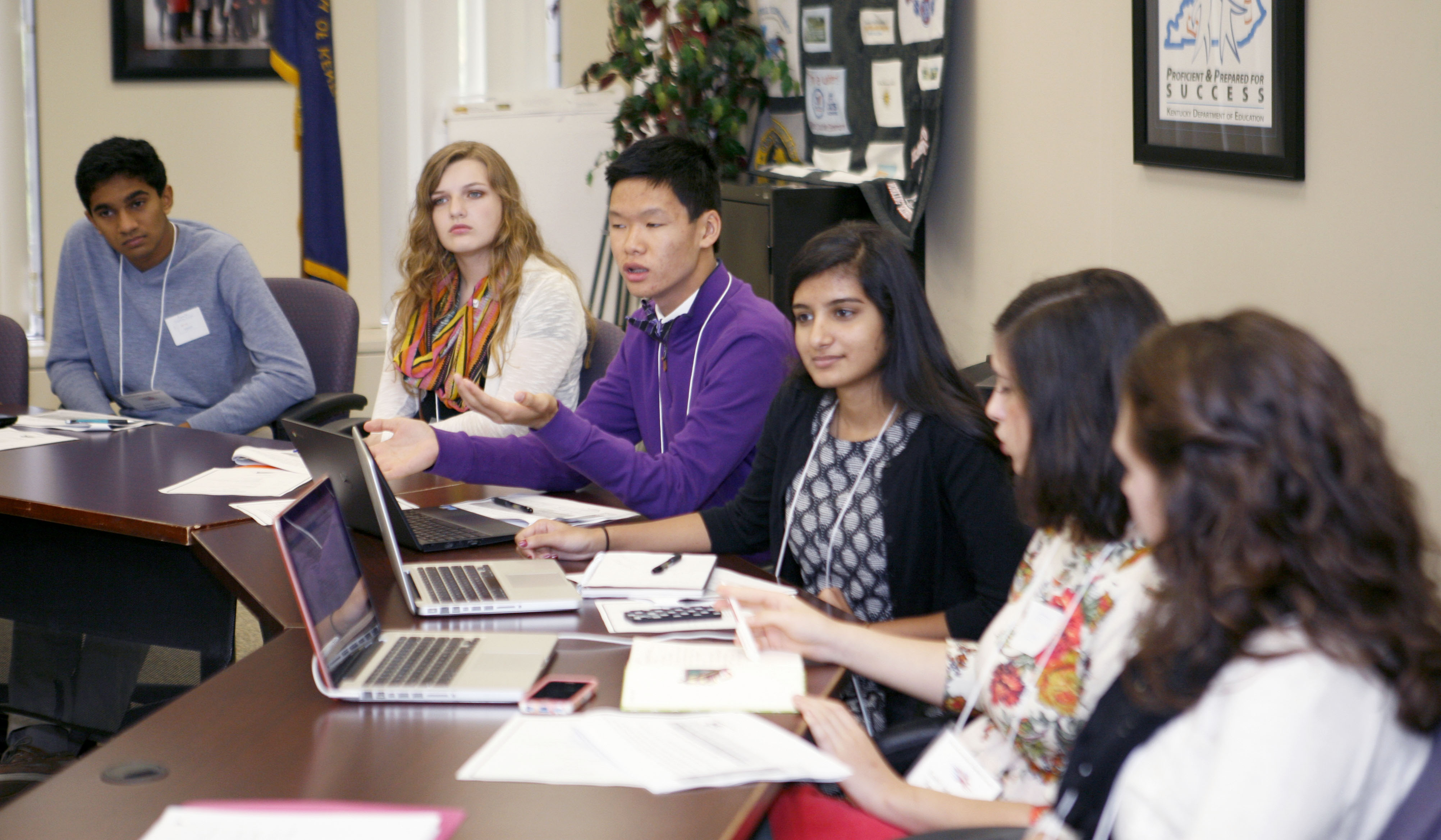 Students Speak Out On Math Science Course Choices At