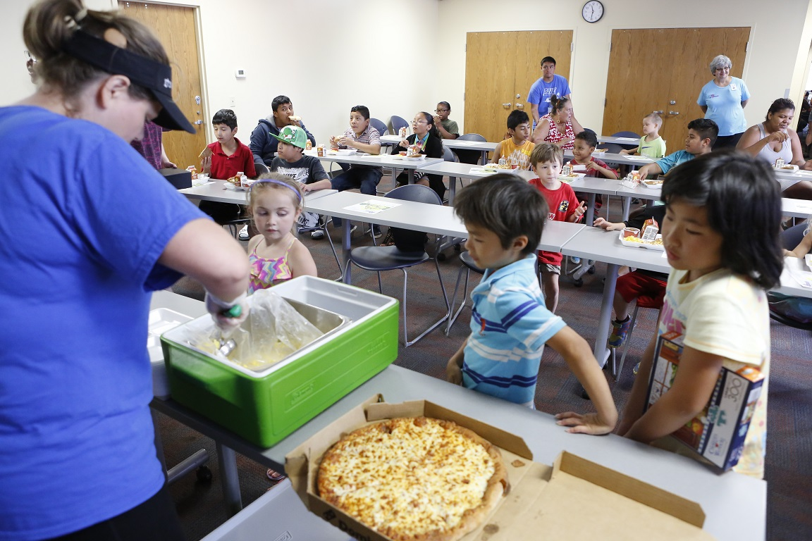 Kentucky Summer Food Service Program Kicks Off With