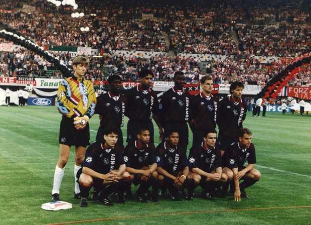 Onvergetelijke Teams: Ajax 1994/95