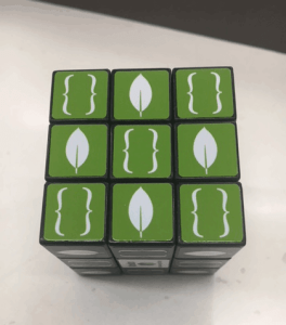 MongoDB Rubik Cube