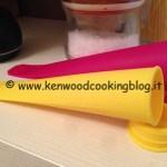 Ricetta ghiaccioli calippo alla pesca Kenwood