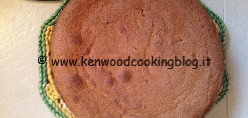 Ricetta Torta 5 minuti alle mandorle Kenwood