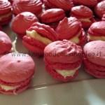 Ricetta Macaron rossi Kenwood