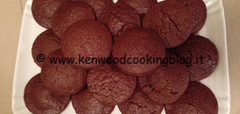 Ricetta biscotti cioccolato e Nutella tipo grisby Kenwood