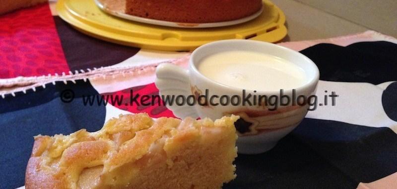 Ricetta Torta della nonna di Pere Kenwood