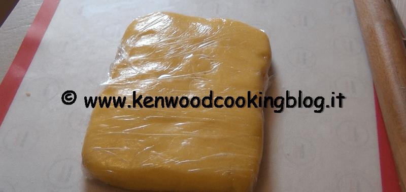 Ricetta pasta frolla di Luca Montersino Kenwood