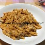 Ricetta Pasta risottata penne alla boscaiola Kenwood