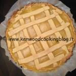Ricetta Crostata con crema al limone Kenwood