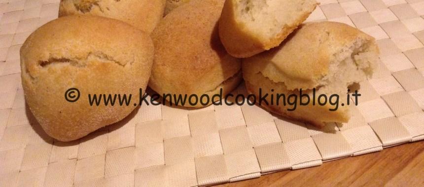 Ricetta bocconcini di focaccia con semola bio Kenwood