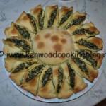 Ricetta sole di ricotta e spinaci Kenwood