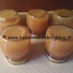 Ricetta marmellata di mele Kenwood