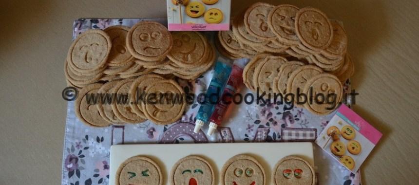 Ricetta biscotti di frolla light al farro di Montersino Kenwood