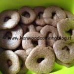 Ricetta anelli farro e cioccolato di Montersino Kenwood