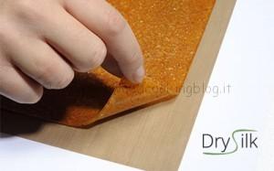 Drysilk fogli antiaderenti per essiccatore