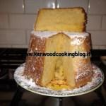 Ricetta Torta Chiffon cake all'arancia Kenwood