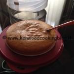 Ricetta torta alle prugne light Kenwood