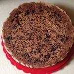 Ricetta torta cheesecake al cioccolato Kenwood