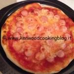 Ricetta Pizza napoletana con pasta madre Kenwood