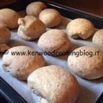 Ricetta tacchetti integrali al cumino con pasta madre o lievito di birra Kenwood