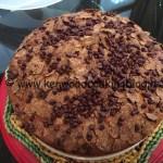 Ricetta torta con cornflakes e cioccolato Kenwood