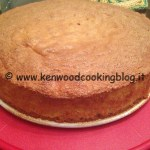 Ricetta Torta Pan d'arancio Kenwood