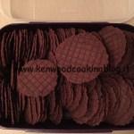 Ricetta canestrelli piemontesi al cioccolato Kenwood