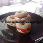 Ricetta ciambelline dolci sofficissime cotto al forno Kenwood