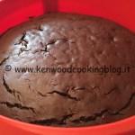 Ricetta torta matta al cioccolato vegana Kenwood