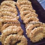 Ricetta ququare biscotti di Genola Kenwood