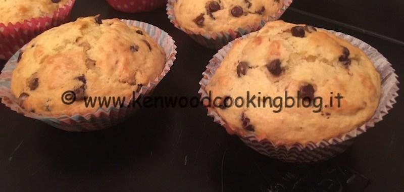 Ricetta di recupero muffin al panettone Kenwood