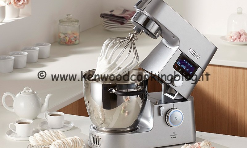 Nuovo Cooking Chef Gourmet KCC9068S cosa cambia ? – Kenwood Cooking Blog