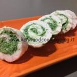 Ricetta involtini di pollo ripieni di spinaci Kenwood