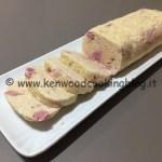 Ricetta polpettone di pollo cotto al vapore Kenwood