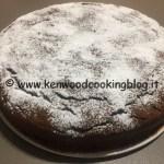 Ricetta torta amaretti e cioccolato Kenwood