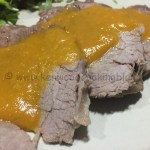 Ricetta arrosto di vitello all'arancia Kenwood