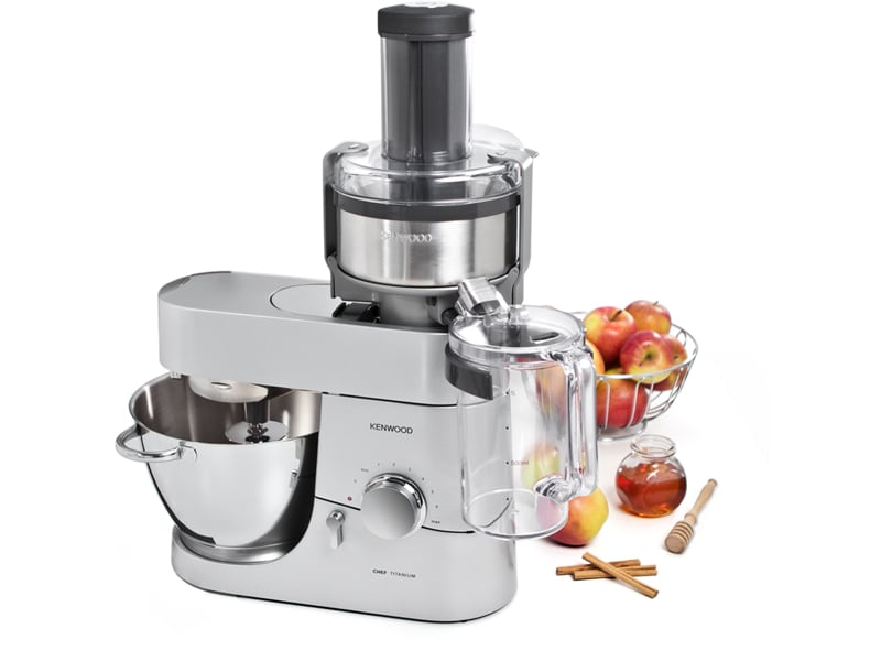 Kenwood Cooking Chef - Metal Juice Extractor AT641 (previously Continous Juicer)