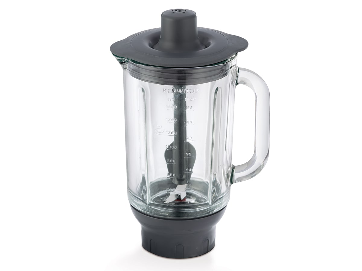 Kenwood Cooking Chef - ThermoResist and Cold Glass Blender KAH385GL