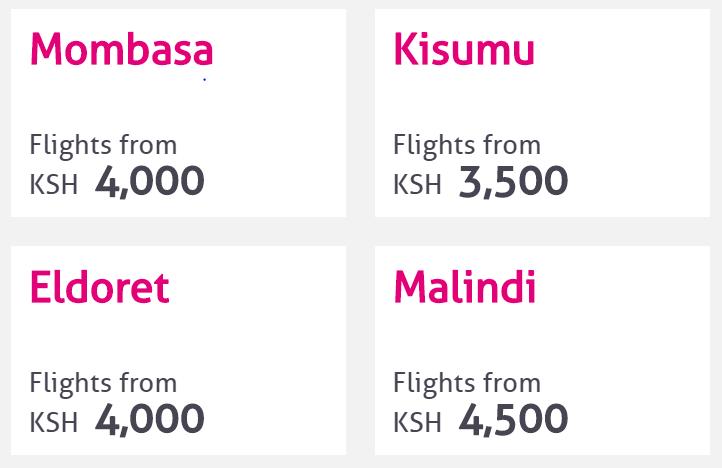 Cheap Jambojet flights