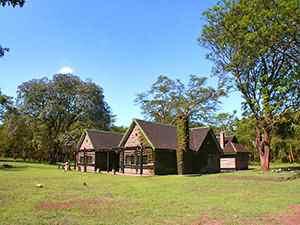 Villas et maisons hébergements en safari au Kenya
