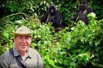 André - safari Kenya extension gorilles Ouganda