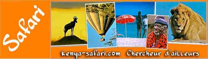 Safari Kenya pas cher 3 jours safari et 4 jours plages