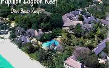 Papillon Lagoon Reef Diani beach Kenya