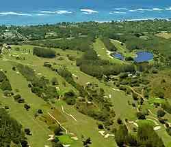 Vue aérienne du golf - Hôtel Leisure lodge & golf Diani Beach Kenya