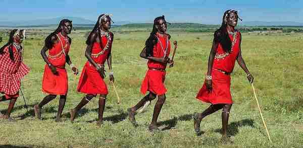 Safari Jambo Big Kenya 13days from Nairobi. Private safari