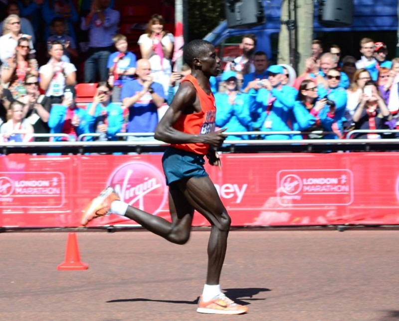 kenyan runner