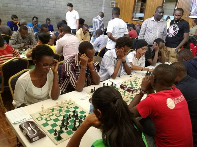 Image result for Kenya National Chess league