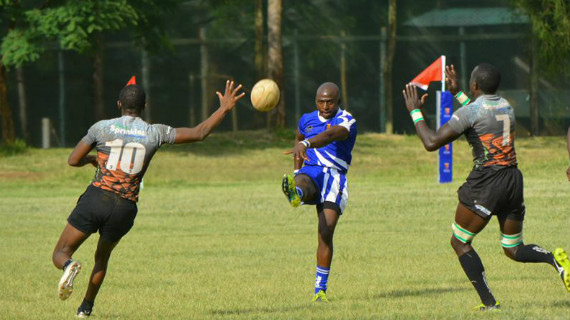 Andola debuts for KCB in Floodie final